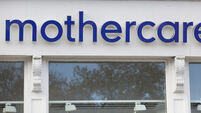 FILE PHOTO Retailer Mothercare Ireland has announced it is going into liquidation, with the loss of 197 jobs END