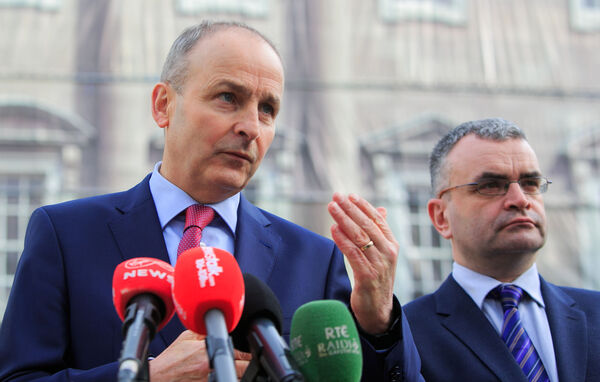 Dara Calleary's resignation has provided Micheál Martin         with another political headache just five weeks after the         Taoiseach had to sack Barry Cowen as his original Agriculture         Minister. File Picture: Gareth Chaney