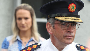 Michael           Clifford: Garda commissioner presents under-fire Government           with handy missile