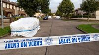 Burnt-out car at centre of Clondalkin murder investigation