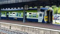 Incidents of antisocial behaviour and assaults on staff recorded by Irish Rail