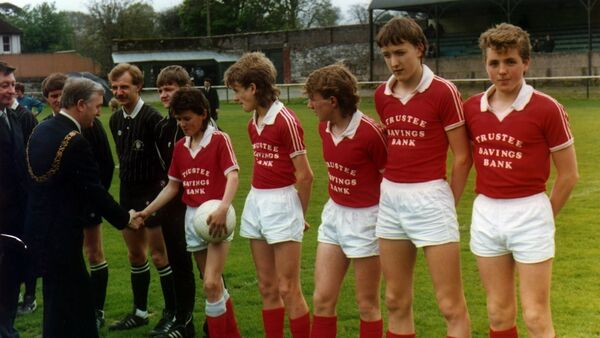 Too small, too Cork - the rejection that fired up Roy Keane