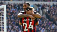 Brighton and Hove Albion v AFC Bournemouth - Premier League - AMEX Stadium