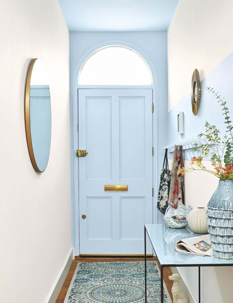 Making an entrance: A hall plays a starring role in every home
