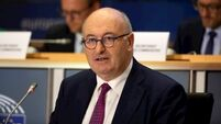 Phil Hogan 'honoured' to be approved as EU Trade Commissioner