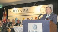 PDForra chief defends link with ICTU