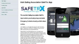 New smartphone app for water safety logs location for family
