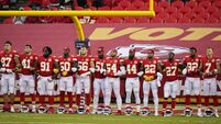 Texans Chiefs Football