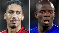 Smalling leaving Man United, and Conte wants Kante: Football rumours from the media