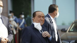 Berlusconi leaves hospital after his 'most dangerous challenge' with Covid-19