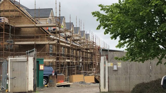 <p>The delay in reviewing the local property tax means people who bought new homes since 2013 will be exempt from paying the tax for another year. File picture: PA</p>