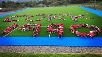 Rebel county goes red to mark historic double and raise funds for Marymount
