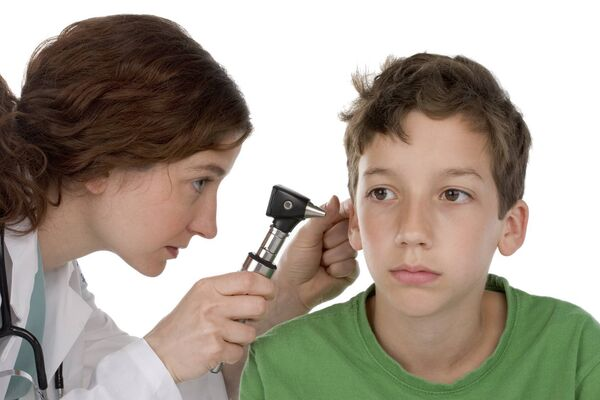 There are a number of possible causes when it comes to repeat ear infections so it is wise to rule out any structural issues by seeing an ENT specialist first. Picture: PA