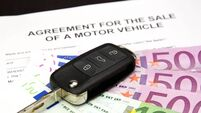 contract for sale of a motor vehicle