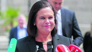 'Backstabbing' in           other parties due to lack of direction, says Mary Lou           McDonald
