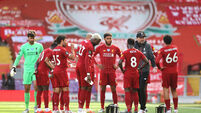 Liverpool v Aston Villa - Premier League - Anfield