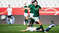 Germany v Republic of Ireland - UEFA Women's 2021 European Championships Qualifier