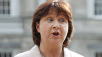 File Photo Anne Rabbitte has been appointed Junior Minister at Department of Health and the Department of Justice and Equality (