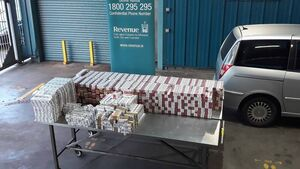 Revenue seize €69k worth of smuggled cigarettes at Rosslare port