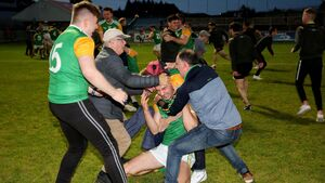Ulster GAA warn of no crowds if there are more pitch invasions