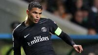 Thiago Silva File Photo