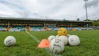Donegal v Antrim - Ulster GAA Football Senior Championship Quarter-Final