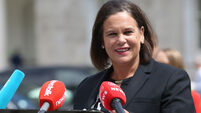 Mary Lou McDonald 'gobsmacked' at government hiring advisors at time of PUP cuts