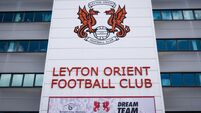 Leyton Orient file photo