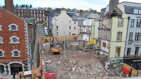 Developer wants to erect 'replacement facades' after unauthorised demolition in Cork
