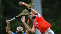 Ballyboden St Enda's v Cuala - Dublin County Senior Hurling Championship Final