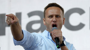 Alexei Navalny released from German hospital