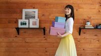 Alison Curtis: Where I would like to be a version of Marie Kondo, Joan would not
