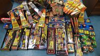 Illegal fireworks worth €1,000 seized in Co Clare