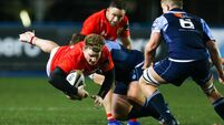 Cardiff Blues v Munster - Guinness PRO14 Round 5