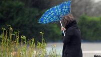 Status Yellow wind warning in place for Cork, Kerry and Clare