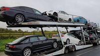 CAB seize €2m worth of cars in Clare and Tipperary