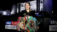 Matchroom Fight Camp - Katie Taylor v Delfine Persoon