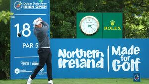 James Sugrue all smiles after sparkling Irish Open start