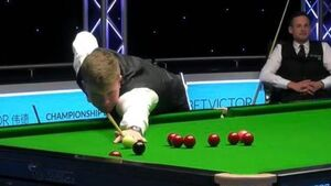 Cork teen Aaron Hill stuns snooker legend Ronnie O'Sullivan in thriller