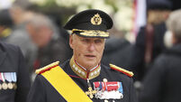 Norway King Hospitalized