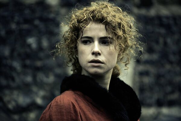 Buckley in BBC series Taboo.