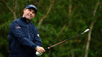 Dubai Duty Free Irish Open Golf Championship - Day Two