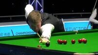 Aaron Hill clinches another landmark win to knock out Matthew Stevens