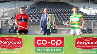 WATCH: Co-Op Superstores Cork Premier SHC semi-final meeting of Blackrock and UCC