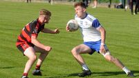 Knocknagree shade local derby to reach decider