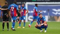 Crystal Palace v Everton - Premier League - Selhurst Park
