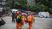 Sixteen die from carbon monoxide poisoning in China coal mine