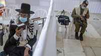 Virus Outbreak Israel Lockdown