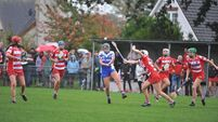 Watch: Cork Senior Camogie final between Inniscarra and Courcey Rovers