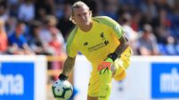 Loris Karius File Photo